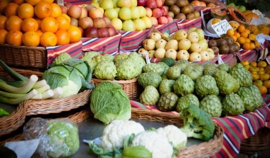Fruits and Vegetables of Mexico: A Market Guide