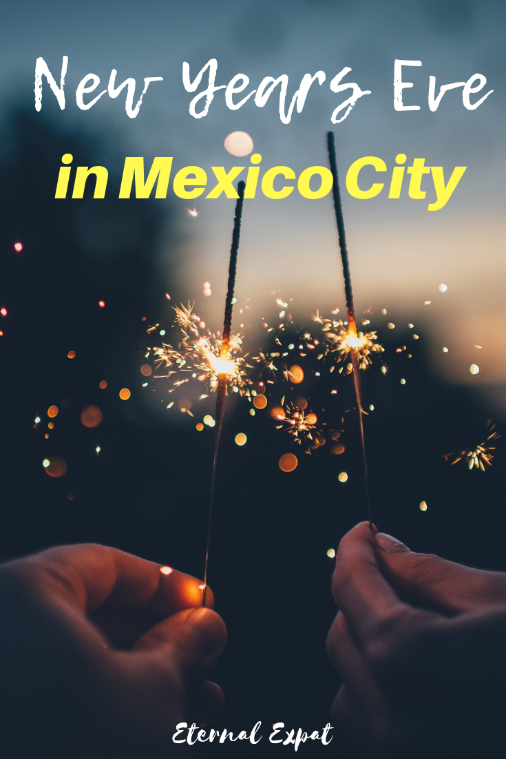 what to do for new years in mexico city, a guide to new years in mexico city, things to see and do during the holidays in mexico - a fun night out on new years in Mexico!