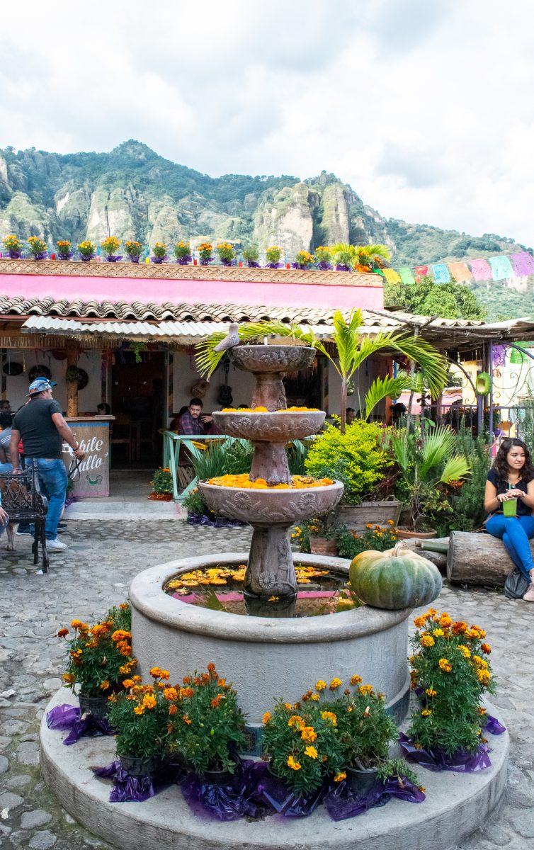where to stay in tepoztlan