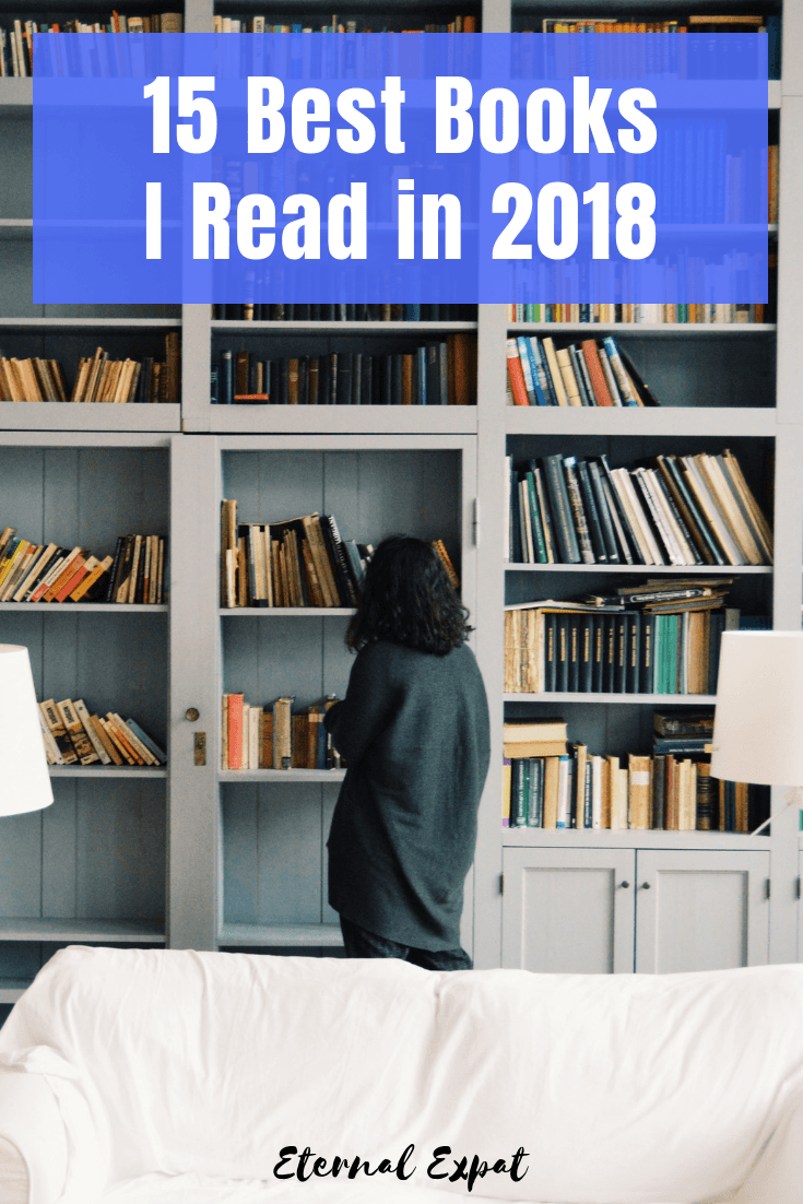 the best books I read in 2018 about travel, life, love, and writing