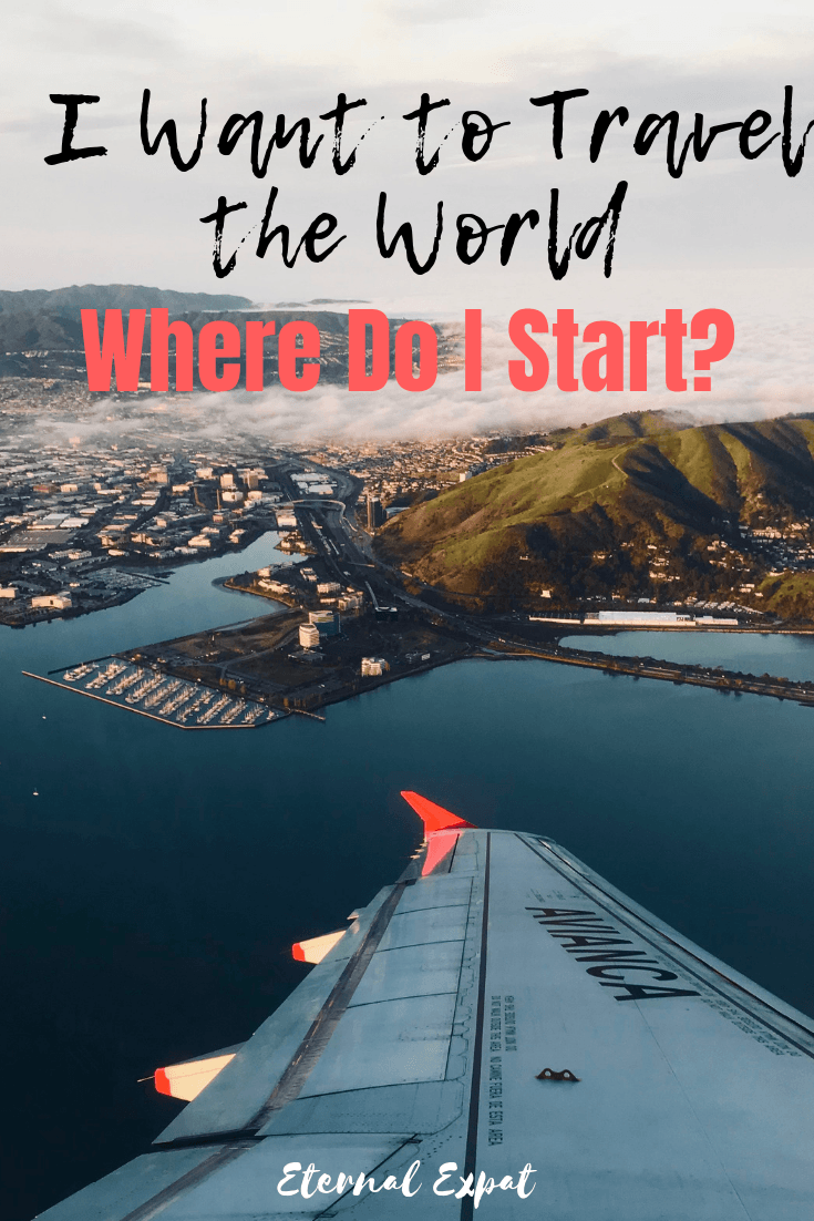 I want to travel the world, where do i start? Tips and advice to start living a life of travel. If you want to travel more - these are my biggest tips for traveling more in 2019!