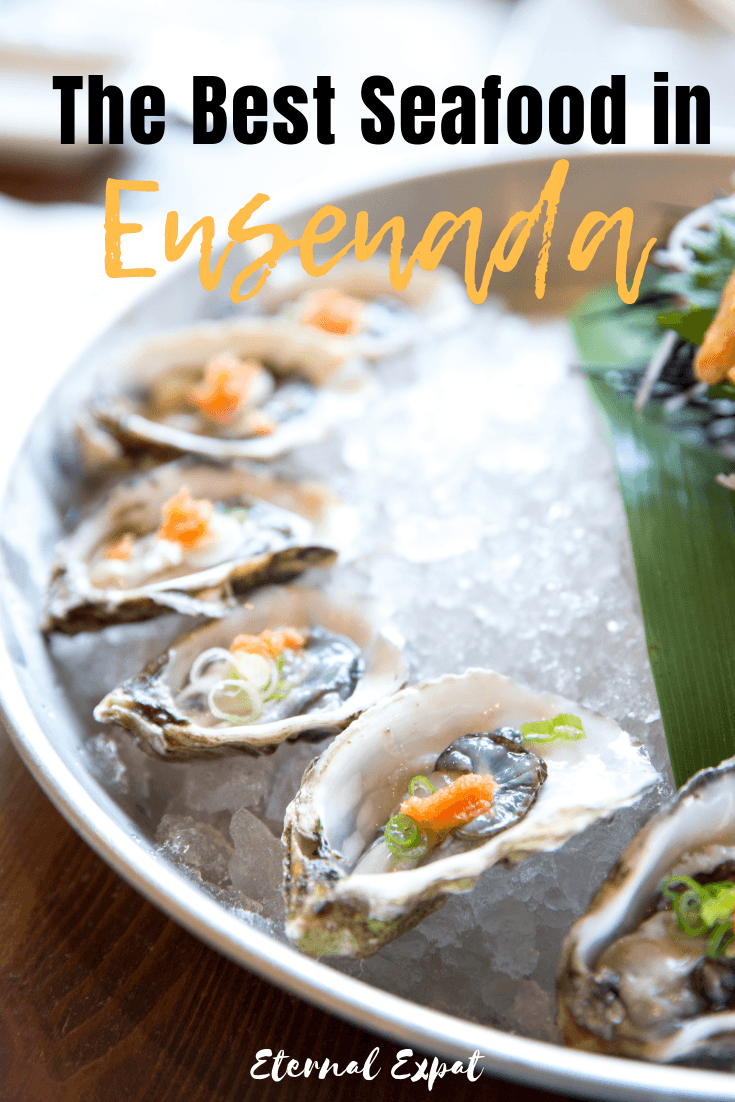 The best seafood in ensenada - if you're looking for the best seafood restaurants in Ensenada look no further than the top notch spots on this list! Ensenada Mexico is a seafood haven! A must visit for any foodie
