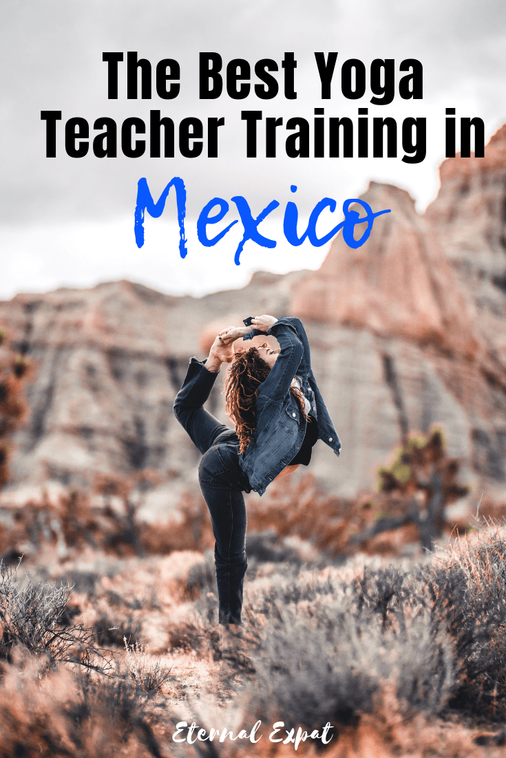the best yoga teacher training in mexico - if you want to become a yoga teacher, why not check out these courses available all over mexico in tulum, sayulita, puerto vallarta, and Baja california
