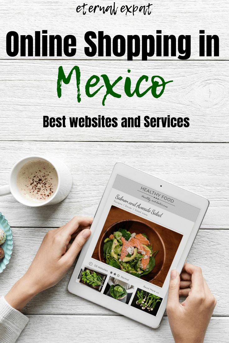 if you're going to be in mexico for a while, you'll want to know where to do the best online shopping in mexico. These are the best places to go shopping online in mexico for expats!