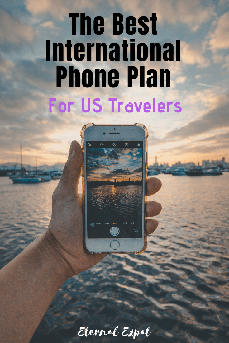 why I think you should have sprint - the best international phone plan for american travelers.