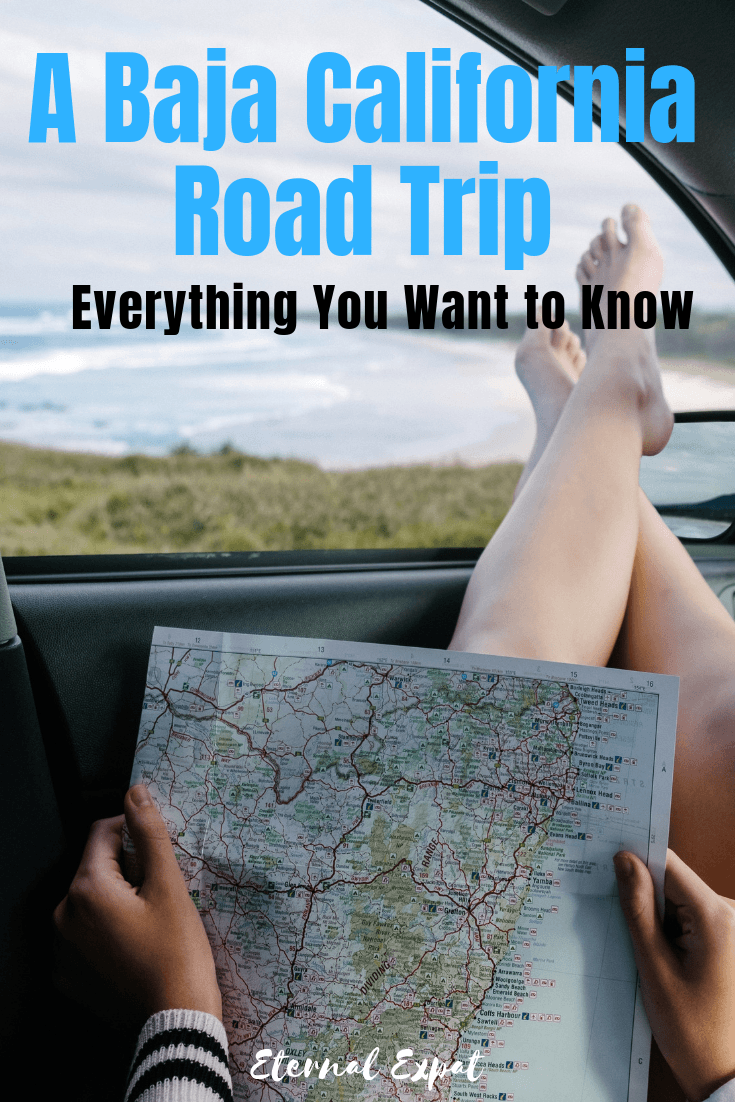 Everything you want to know about taking a road trip through Baja California. The trip starts and ends in tijuana with stops in Rosarito and Ensenada as well as a drive through the stunning Valle de Guadalupe!