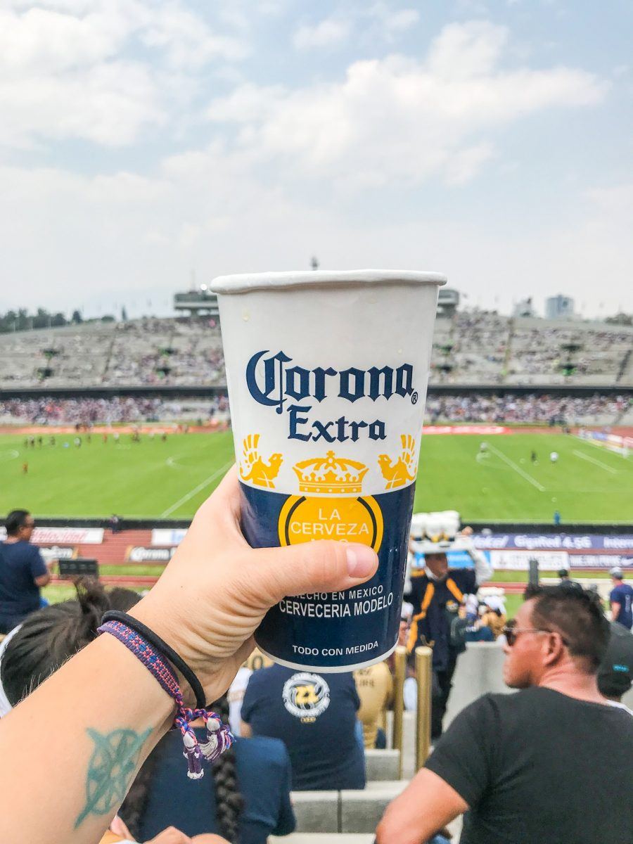soccer games in mexico city