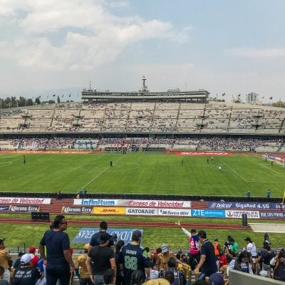 Soccer Games in Mexico City: What You Need to Know