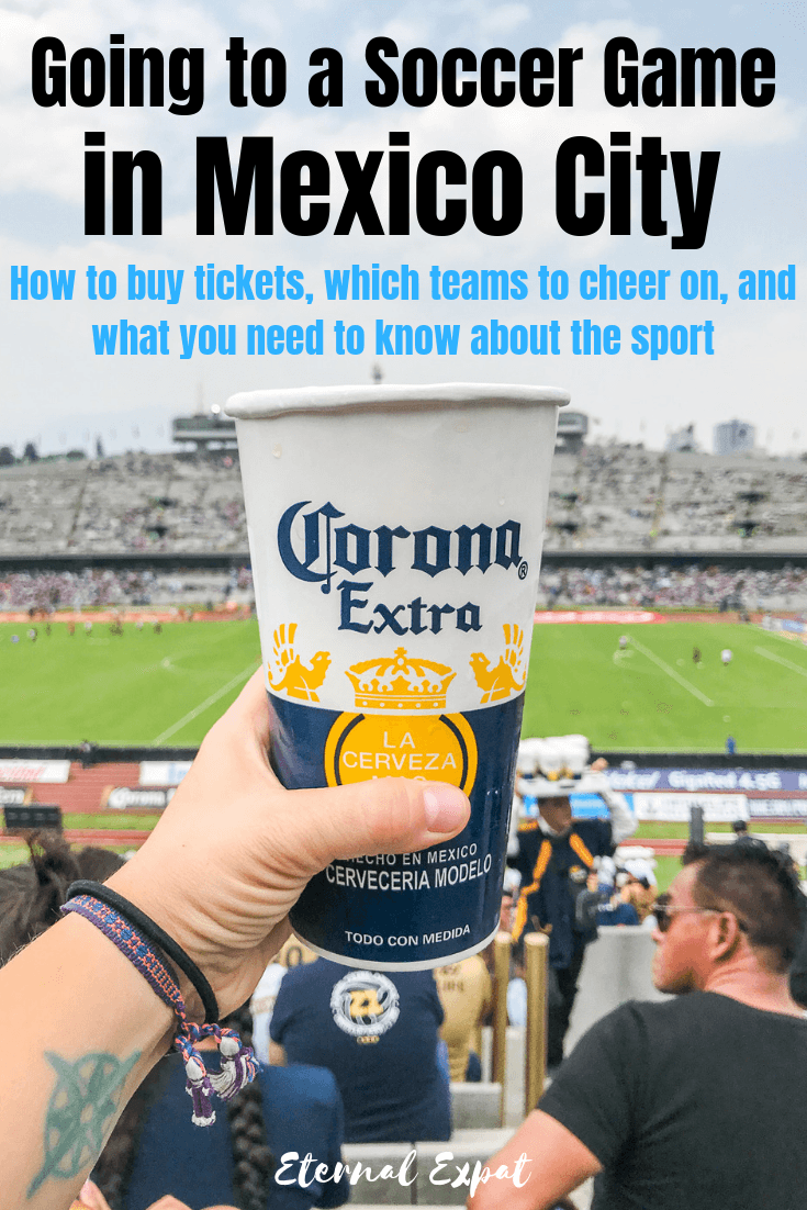 going to a soccer game in mexico city - everything you need to know