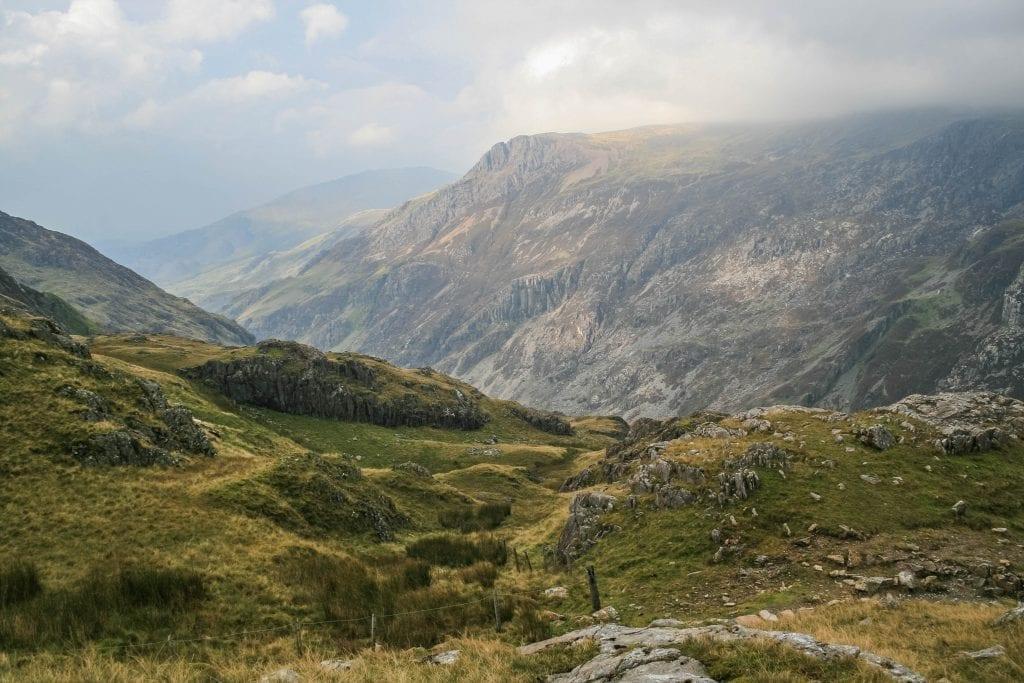 rolling hills of scotland