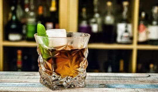 charro negro- a drink made with tequila, coke, and lime