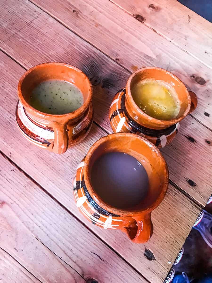 pulque in guanajuato mexico