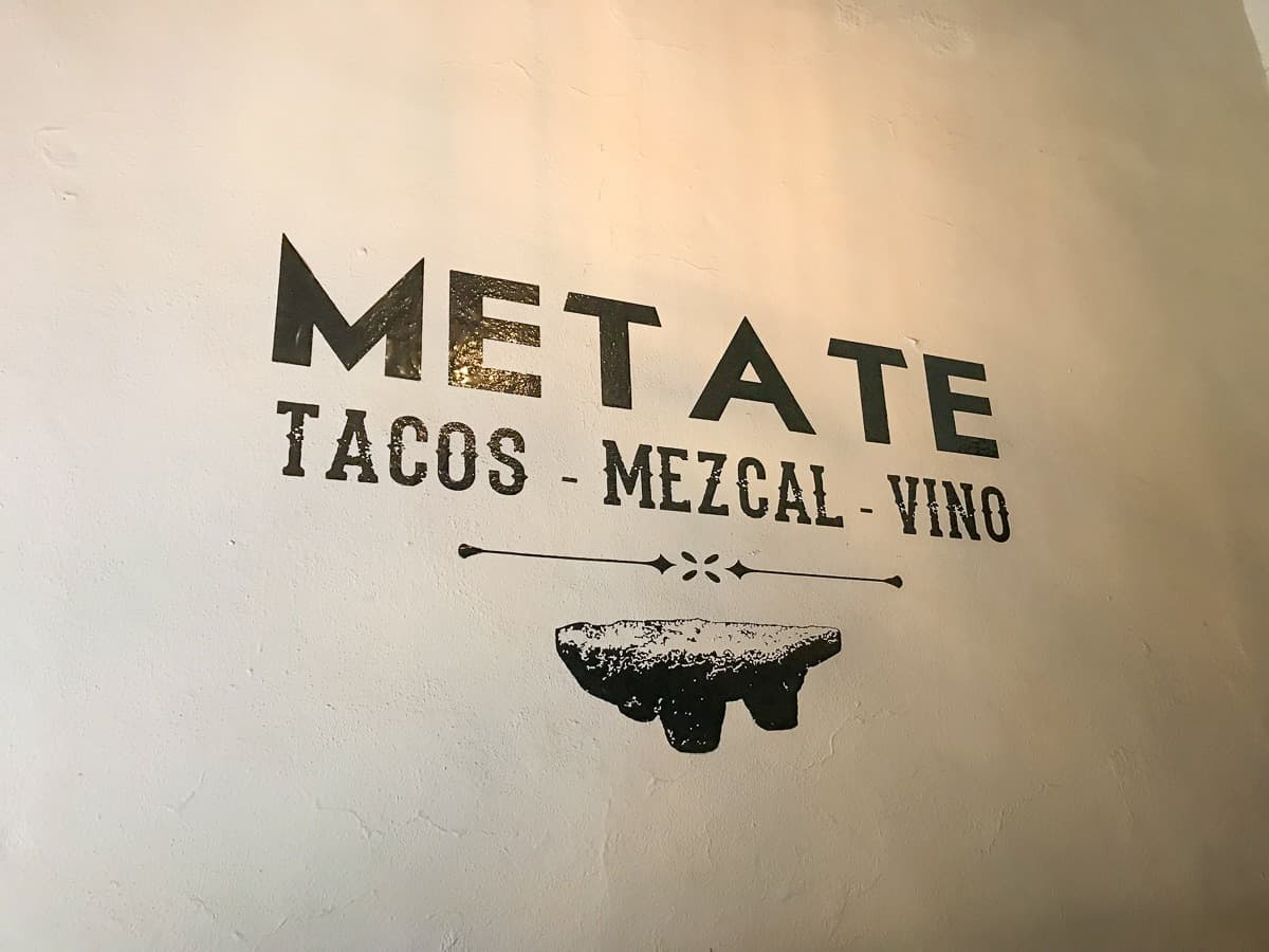 metate restaurant in guanajuato mexico