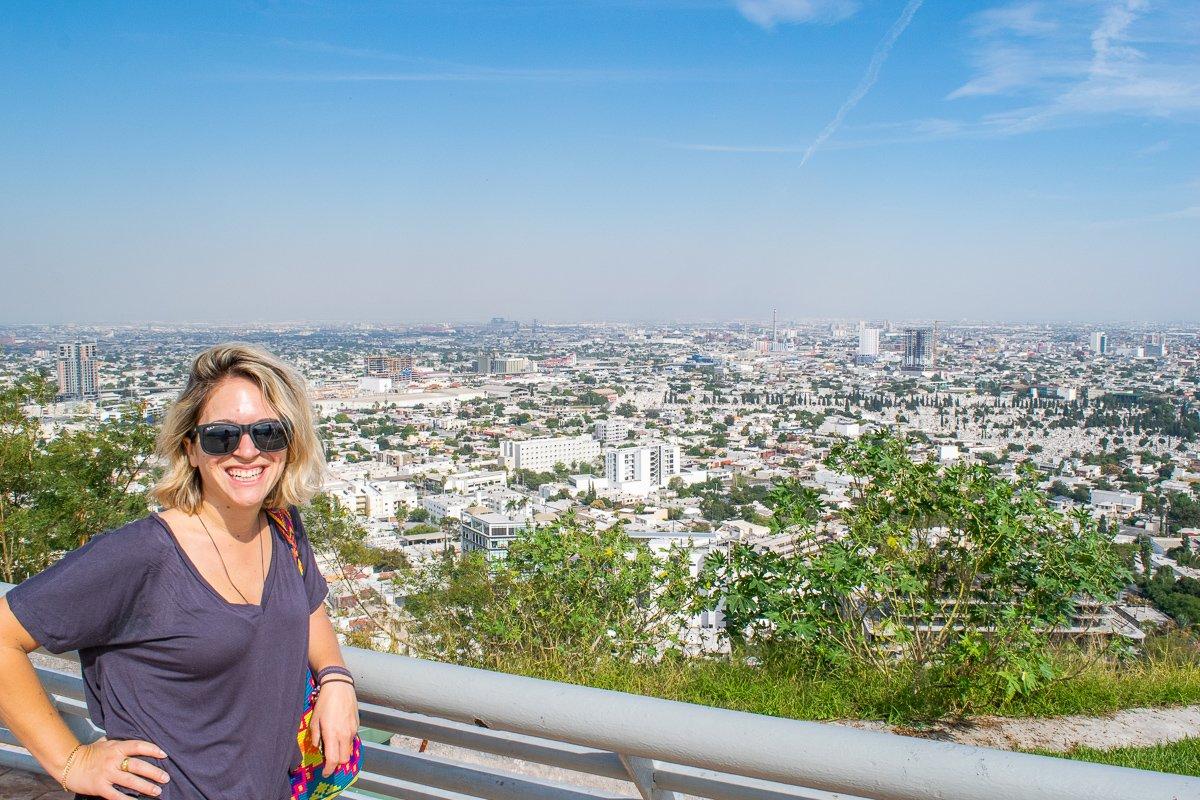 the views from mirador del obispado