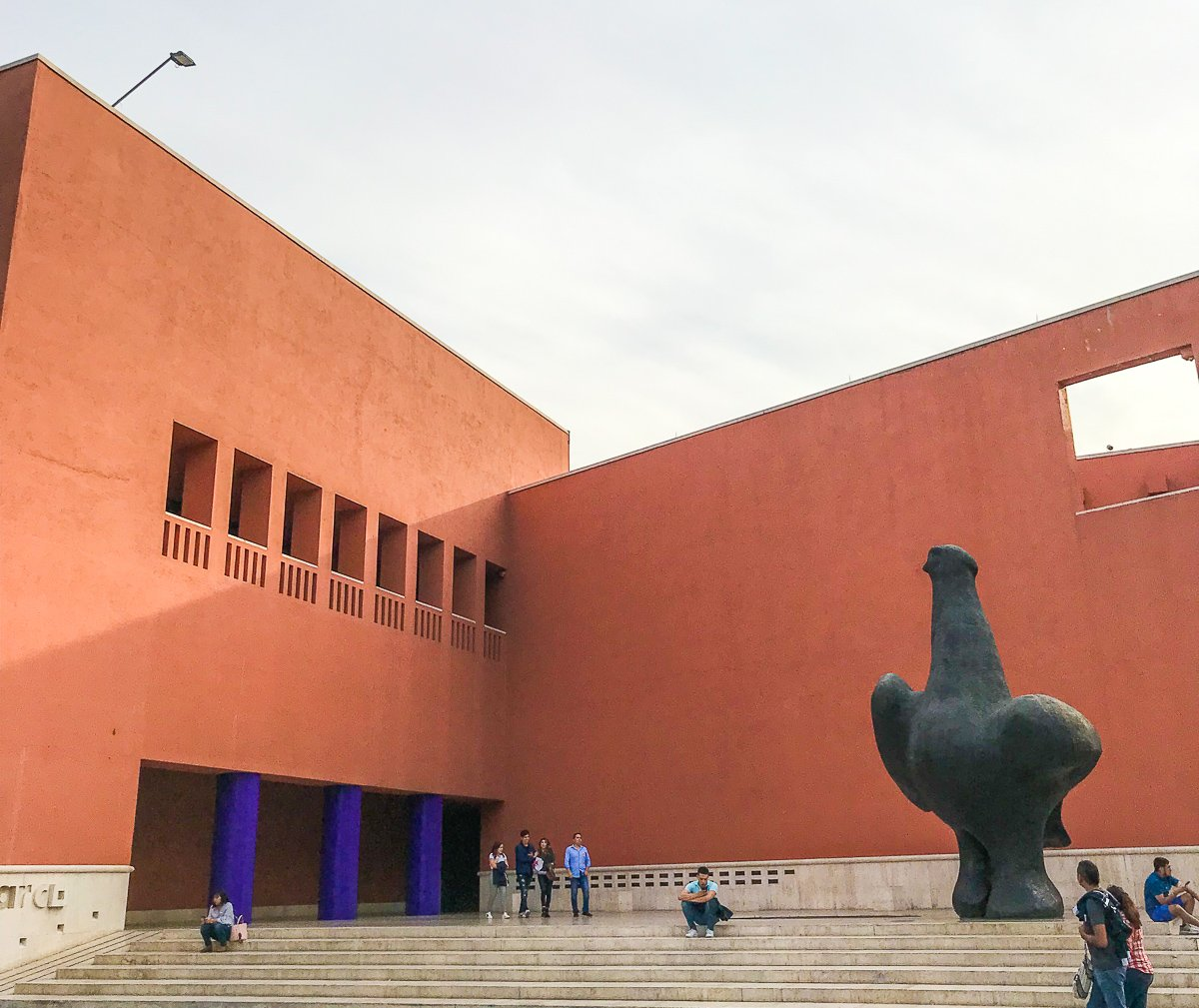the museum of contemporary art is one of the best things to do in monterrey