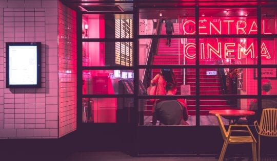 a theater where you can watch the best movies about mexico