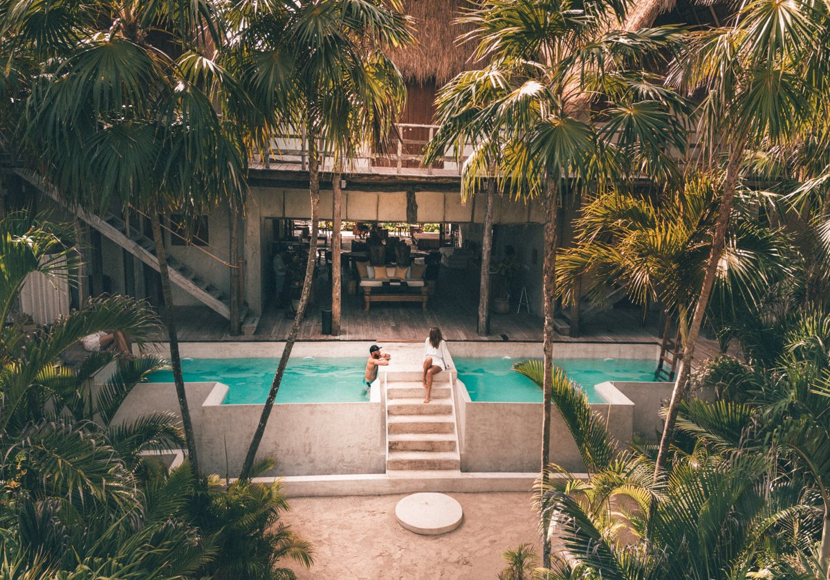 the best hotels in Tulum
