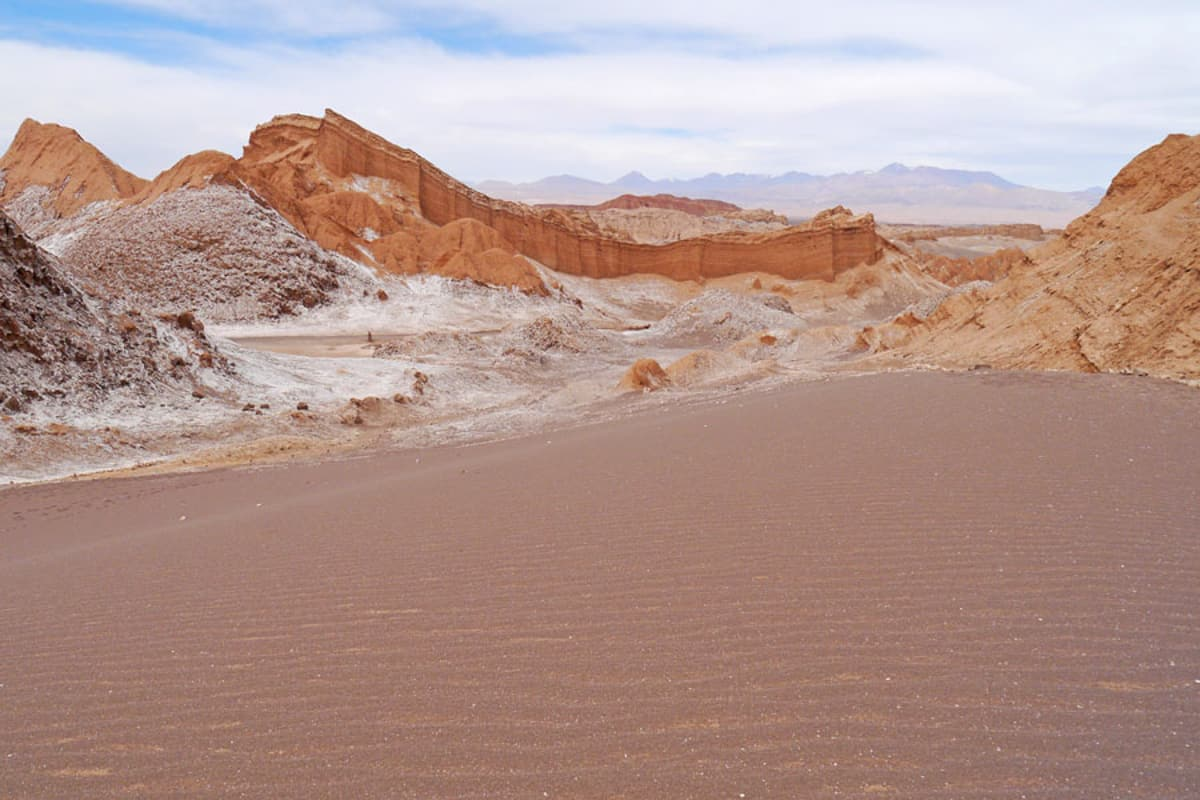 your chile itinerary should include a stop at the atacama desert