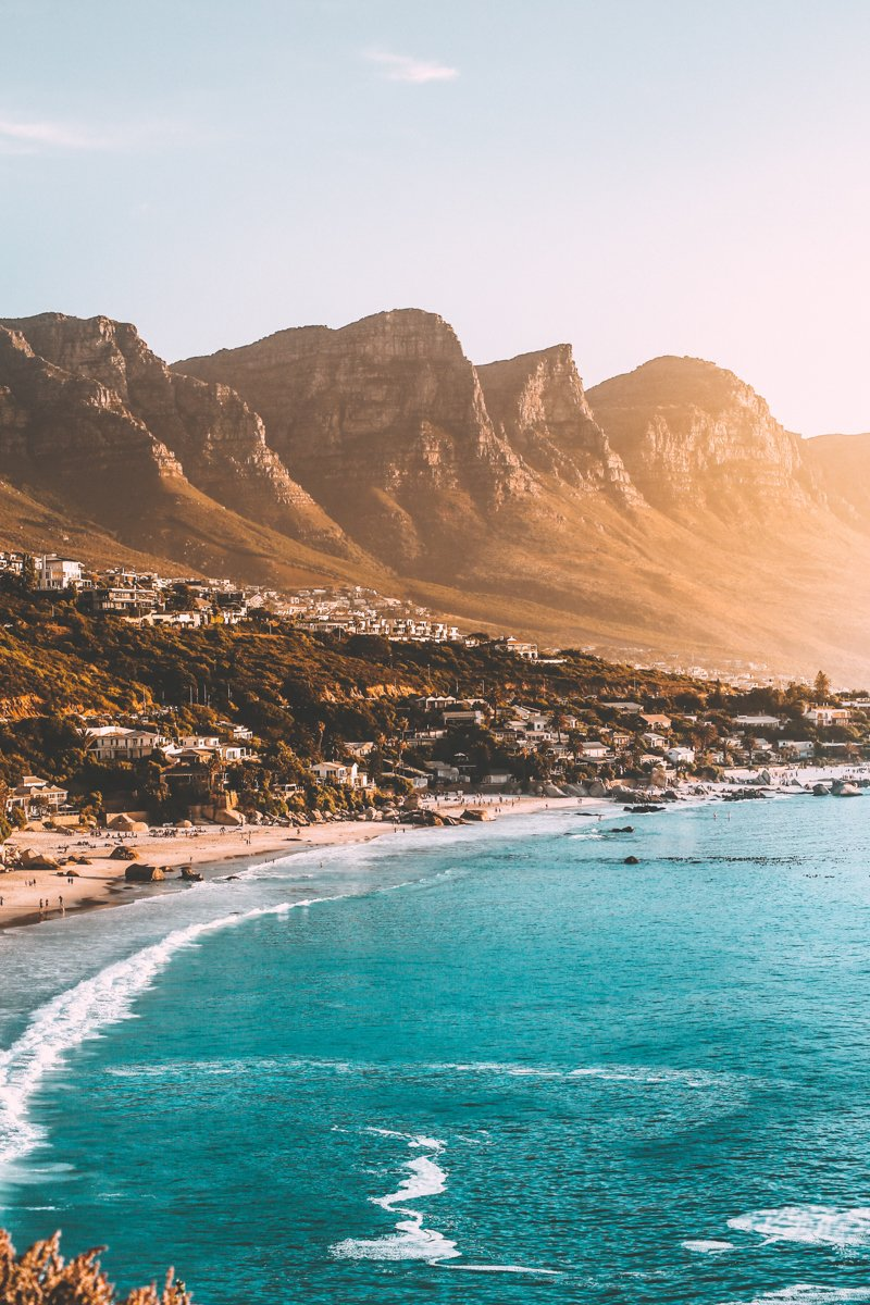 where to live in south africa as an expat