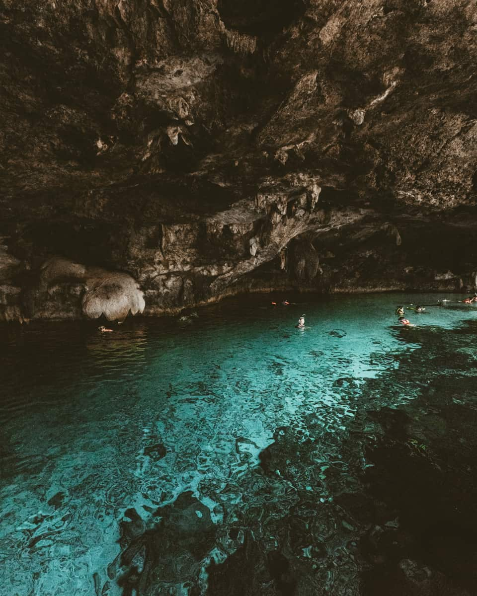 the cenotes in the Yucatan are some of the best things to do in mexico