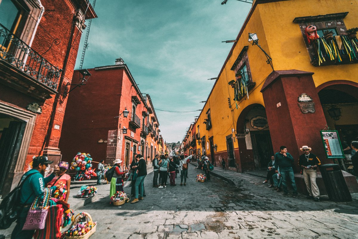 is tourism in mexico reopening? or will the streets remain this quiet forever