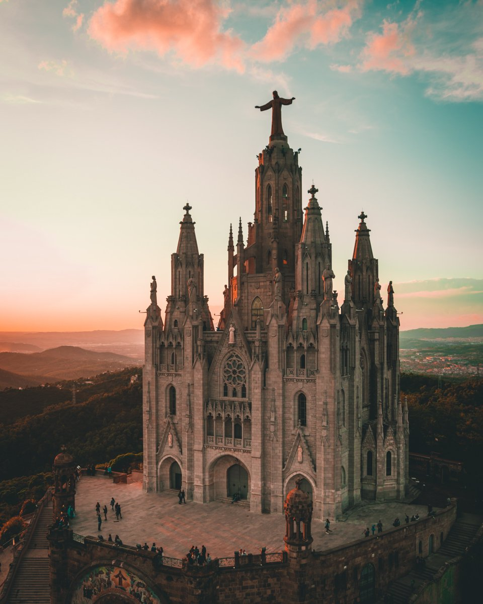 spain and the cathedrals make it one of the best countries for americans to move to
