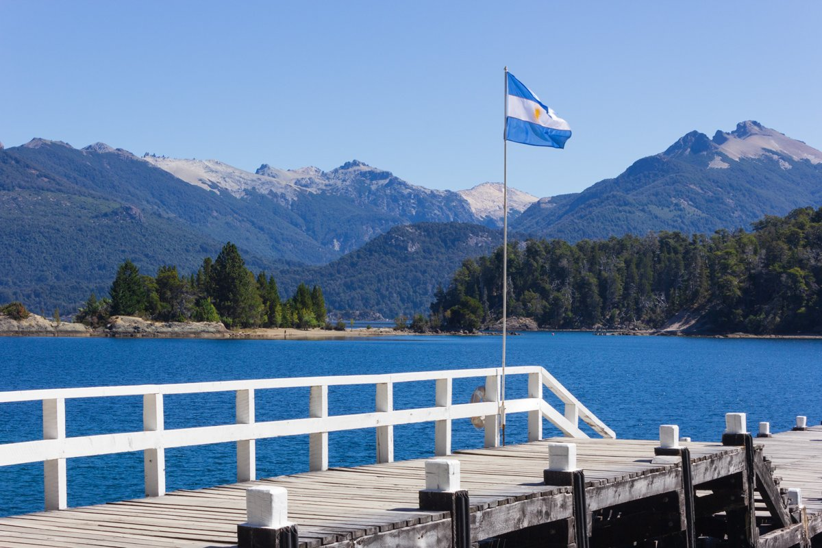 beautiful views of argentina, one of the best countries for americans to move to