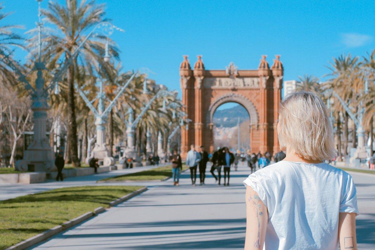 traveling around the world using your newly acquired spanish skills