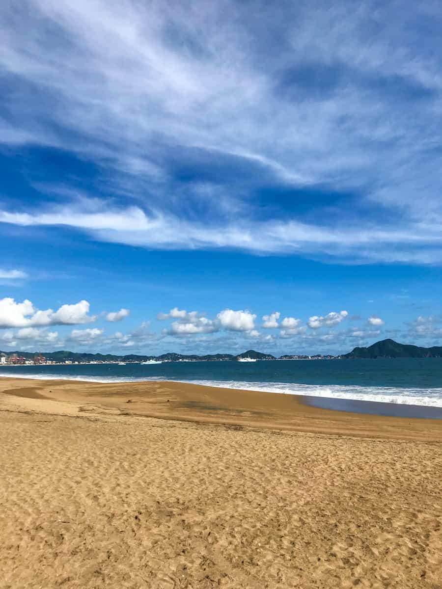 beautiful beaches of Manzanillo