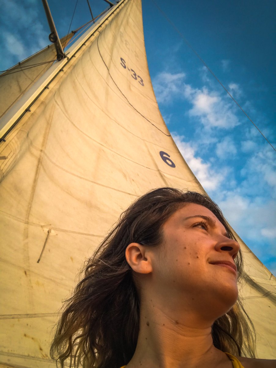 sunset sail in sayulita