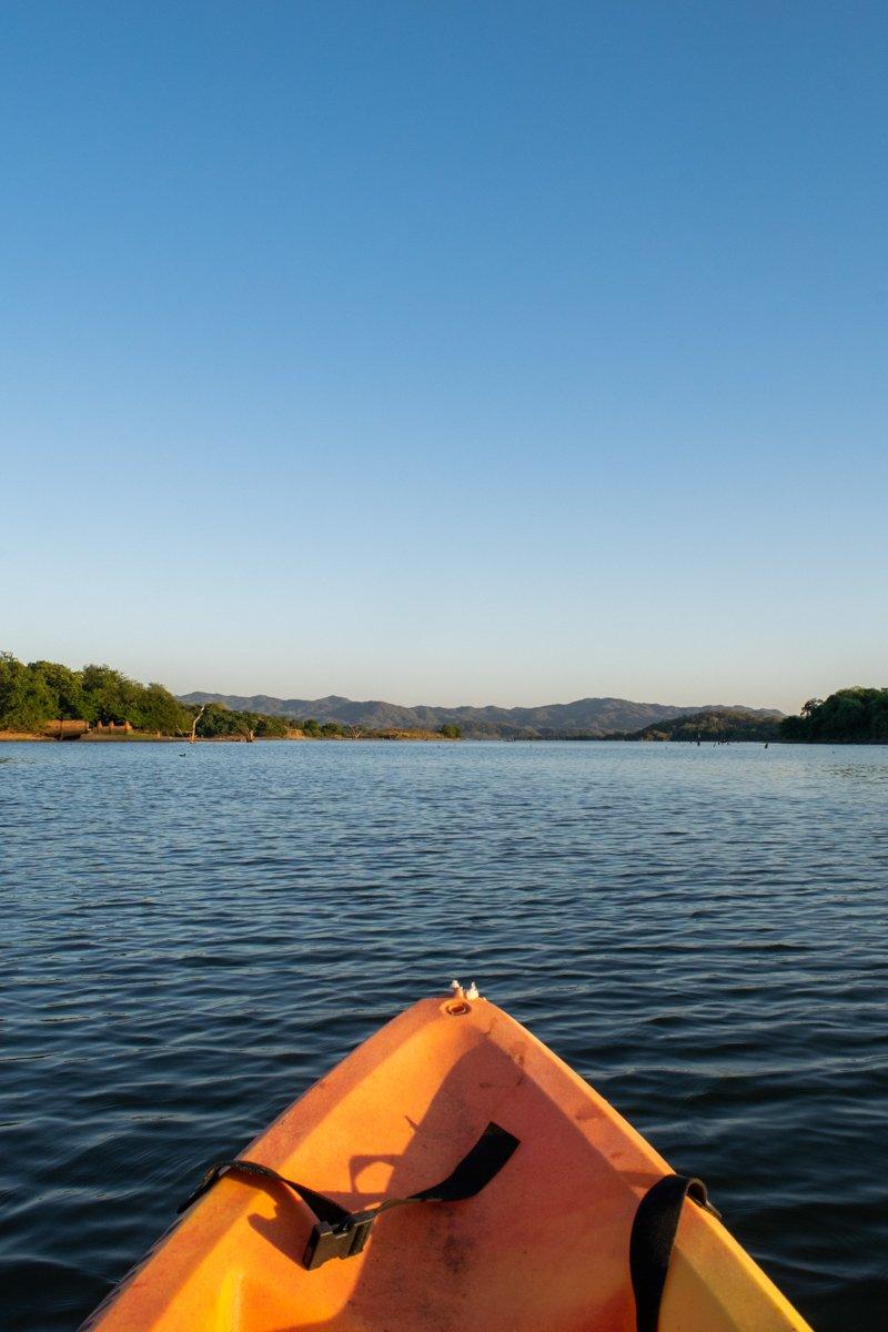 kayaking in san marcos sinaloa