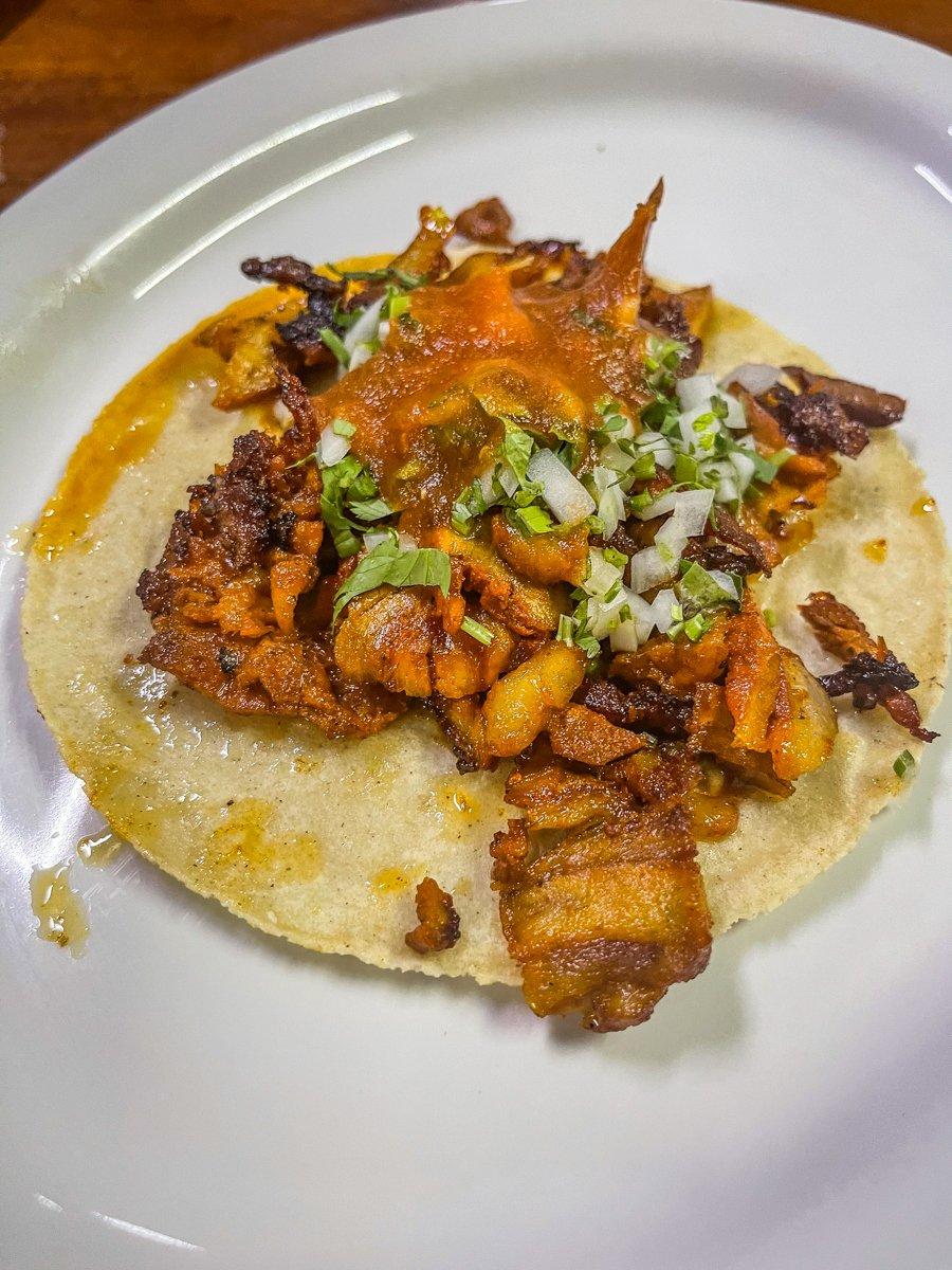 pastor tacos in cabo san lucas