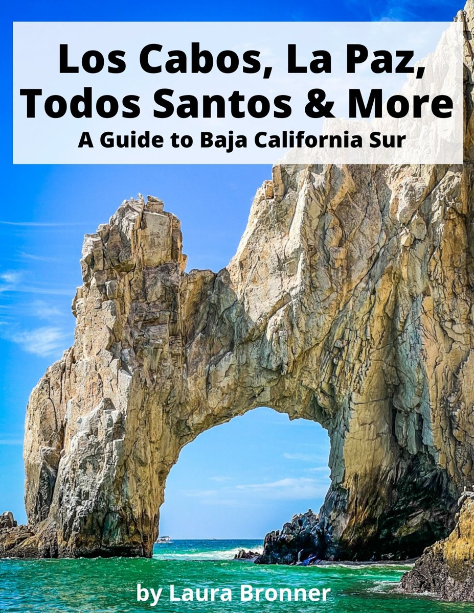 baja california sur guidebook cover