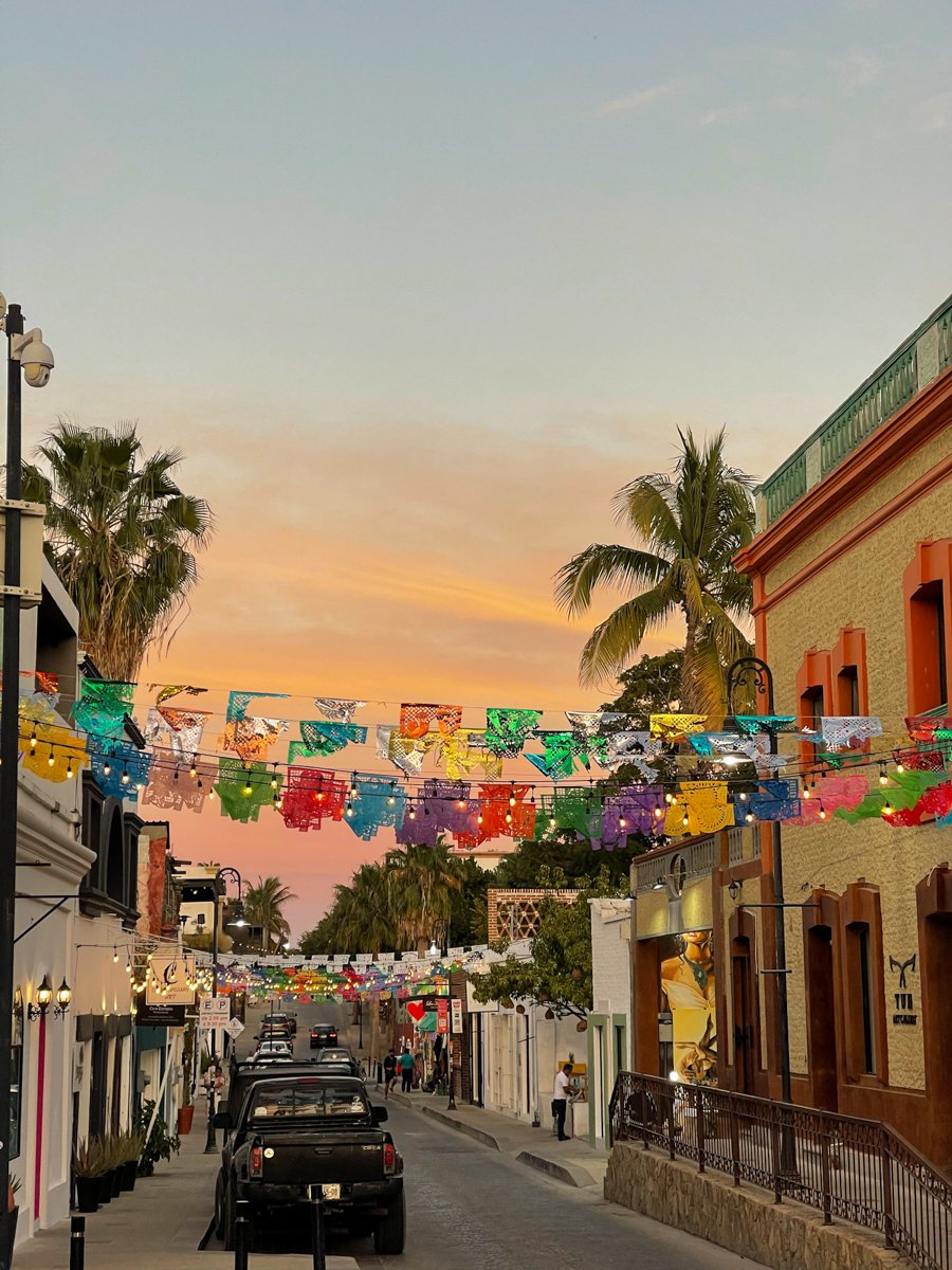 sunsets in san jose del cabo
