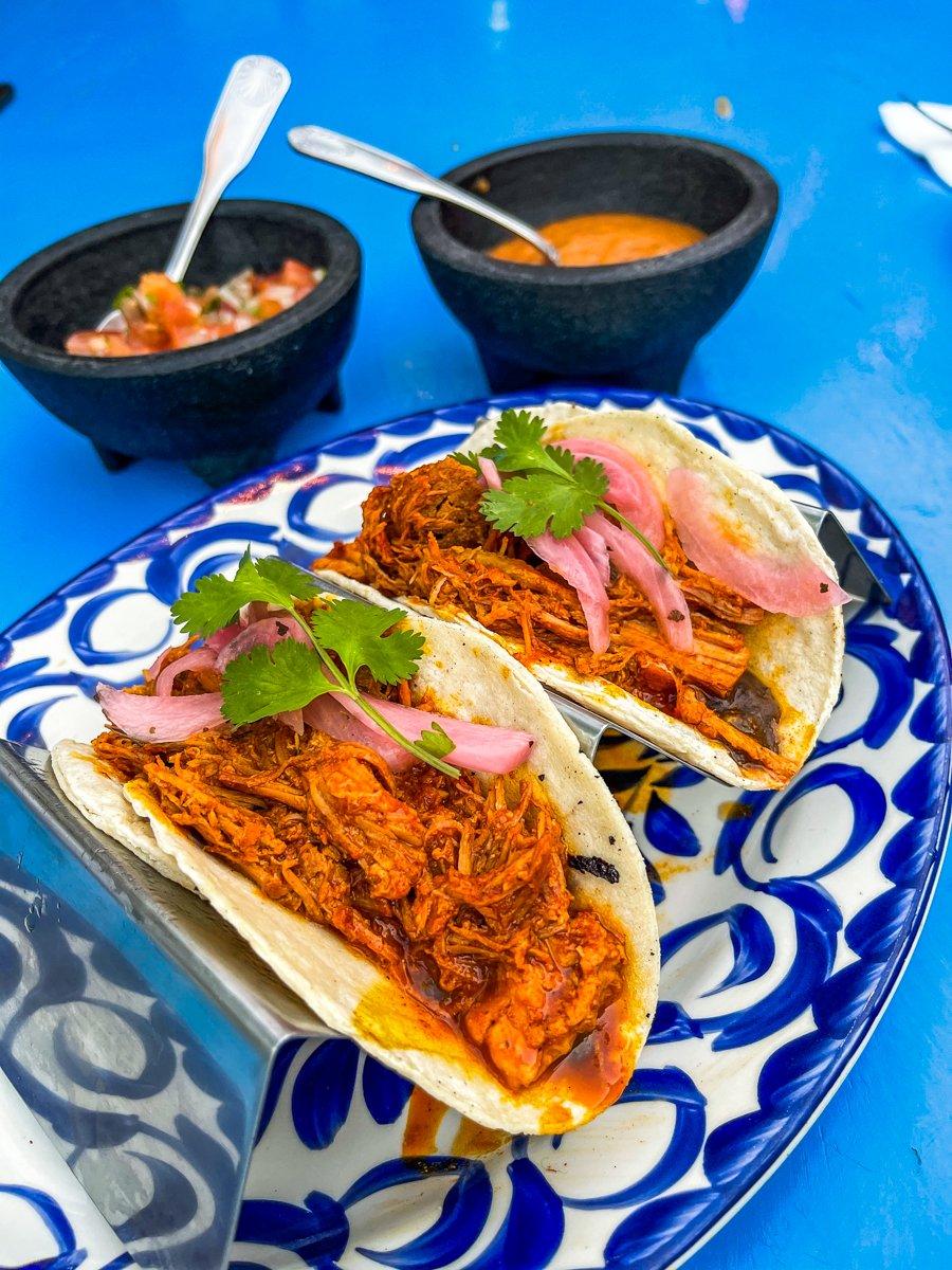 cochinita pibil tacos from the san jose del cabo food tour