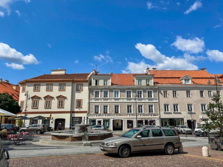Great Bars in Vilnius Lithuania