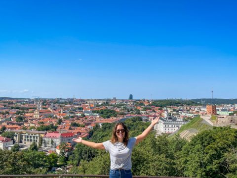 One Day in Vilnius Itinerary