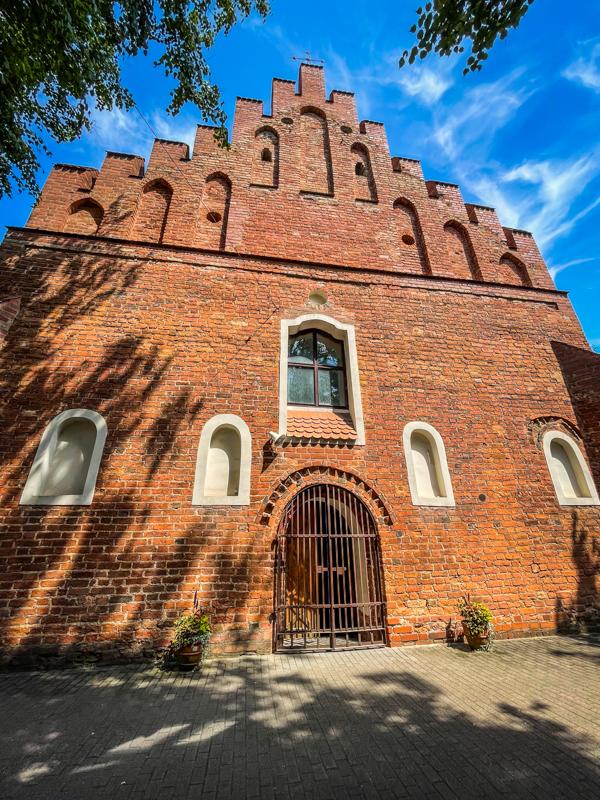 St Nicholas church, oldest church in Lithuania